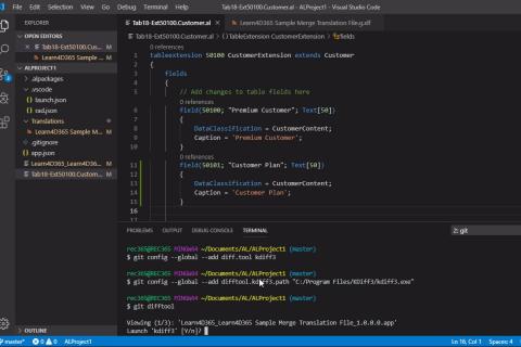 Externen Editor für Git konfigurieren - Wie geht das? (bc008991)