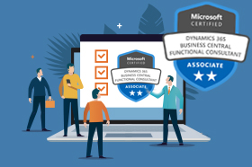 MB-800: Microsoft Dynamics 365 Business Central Functional Consultant | Exam Preparation (MB800)