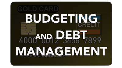 Budgeting and Debt Management (LCI5102)