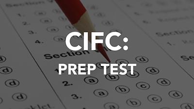 CIFC Prep Test