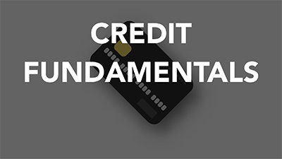 Credit Fundamentals (LCI5103)