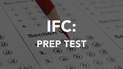 IFC Prep Test