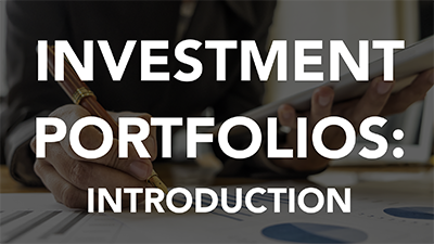 Investment Portfolios: Introduction (LCI1114)