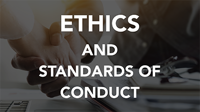 Ethics and Standards of Conduct (LCI1117)
