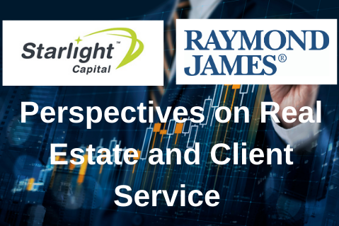 Perspectives on Real Estate and Client Service w/ Starlight and Darren Coleman (Raymond James) (CAASA024)