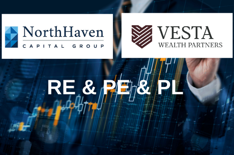 Real Estate, Private Equity, & Private Lending markets with Vesta Wealth and NorthHaven Capital (CAASA027)