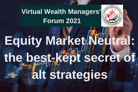 Equity Market Neutral: the best-kept secret of alt strategies (CAASA007)