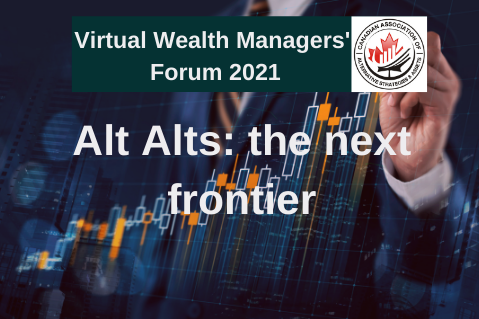 Alt Alts: the next frontier (CAASA002)