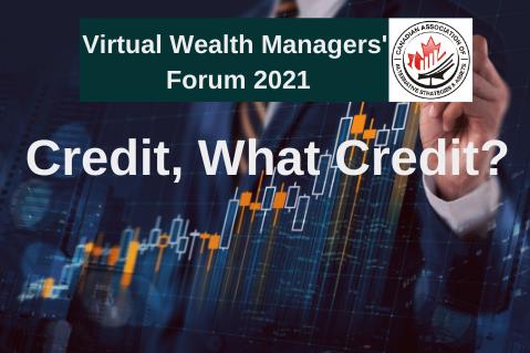 Credit, What Credit? (CAASA004)