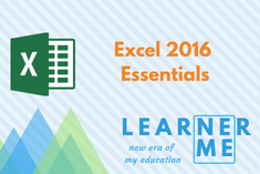 LM102 Microsoft Excel 2016 Essentials (LM102)
