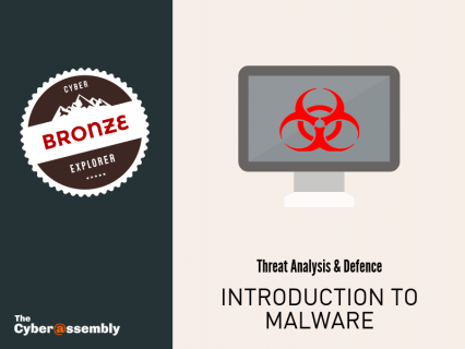 Introduction to Malware (AA0106)