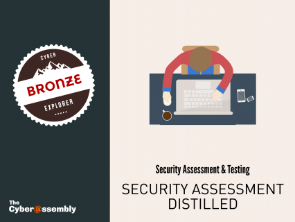 Security Assessment Distilled (AA0109)