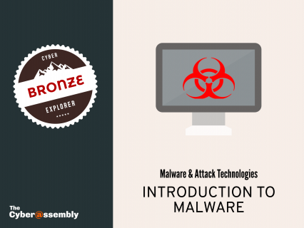 Introduction to Malware (AA0106)