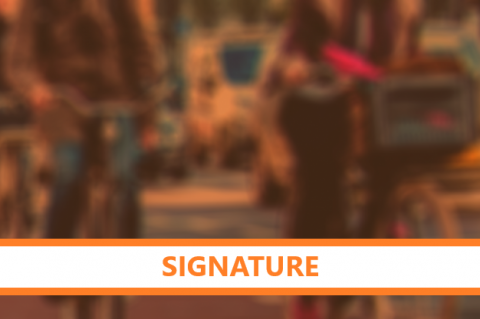 Creating successful bicycle infrastructure - SIGNATURE