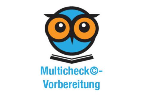 Interaktiver Multicheck©-Vorbereitungskurs