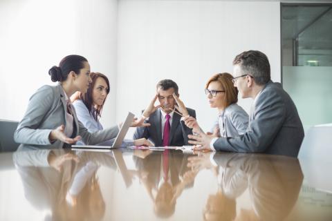 Leadership and Delegation