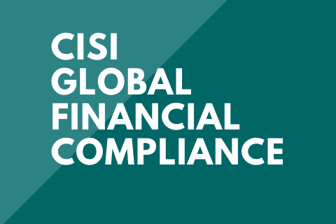 CISI Global Financial Compliance (CISIGCF1808H120)
