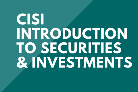 CISI Introduction to Investment (CISIIIIH120)