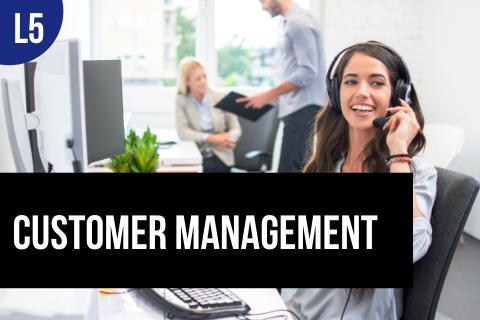 BTBUS501: Customer Management (BTBUS501)