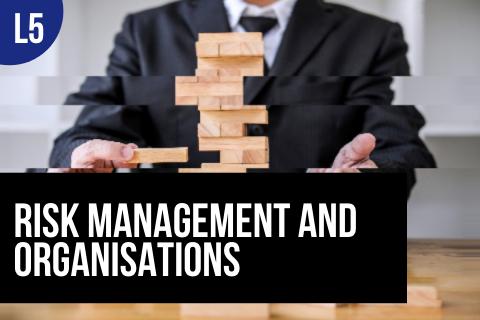 BTBUS505: Risk Management and Organisations (BTBUS505)