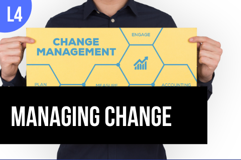 BTBUS404: Managing Change (BTBUS404)
