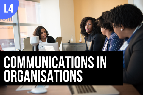 BTBUS401: Communications in Organisations (BTBUS401)