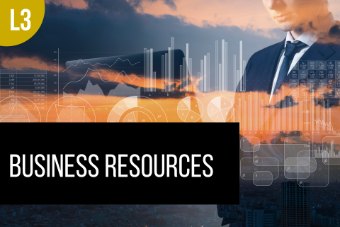 BTBUS302: Business Resources (BTBUS302)