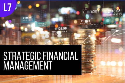 ACC702: Strategic Financial Management (ACC702)