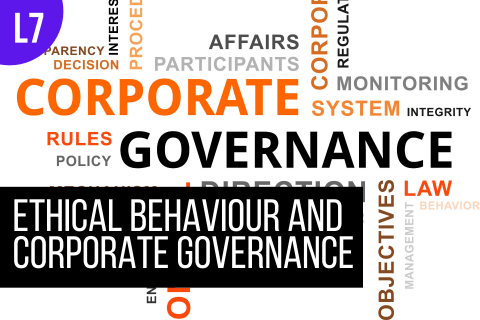 ACC704: Ethical Behaviour and Corporate Governance (ACC704)
