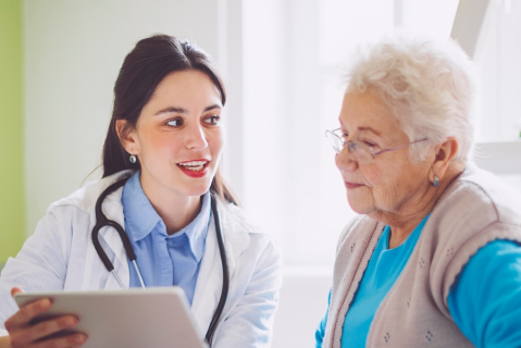 Compassionate conversation: communications with patients and families