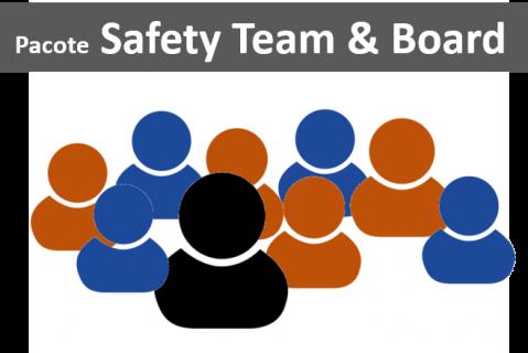 Safety Team & Board (CSd.PacoteSBT)
