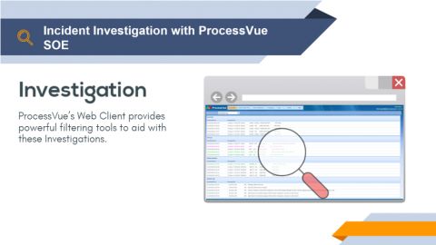 1) ProcessVue Sequence Of Events - Using the Client