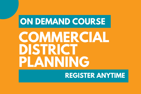 Commercial District Planning