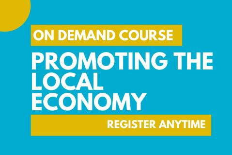 Promoting the Local Economy