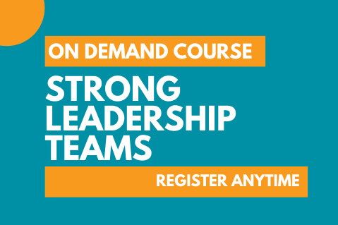 Strong Leadership Teams