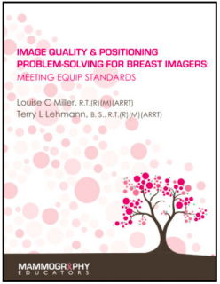 Textbook: Image Quality & Positioning Problem-Solving for Breast Imagers