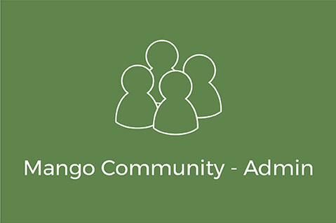 Mango Community Admin Course (A4)