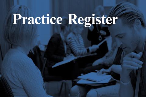 3.0.5 Practice Register (RTTPC005)