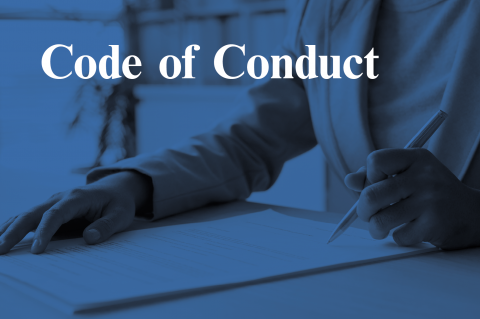 6.0.5 Code of Conduct