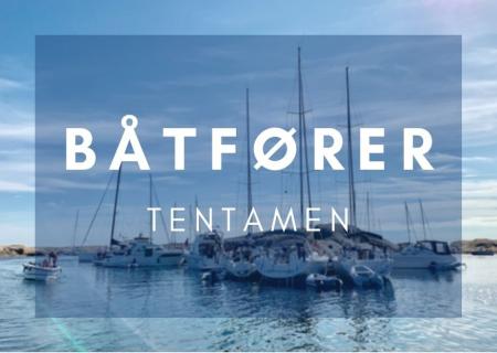 Båtførertentamen ((B-1))