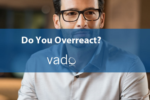 Do You Overreact? (1PDU) (VD090)