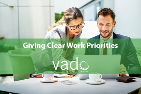 Giving Clear Work Priorities  (1 PDU) (VD091)