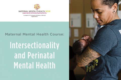 Intersectionality & Perinatal Mental Health
