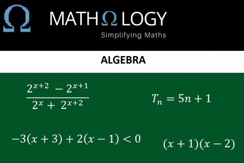 Algebra - Grade 10 (GR10ALG)