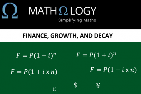 Grade 10 - Finance, Growth, and Decay (GR10FIN)