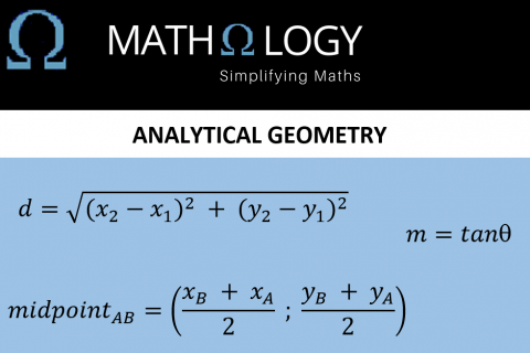 Grade 11 - Analytical Geometry (GR11ANA)
