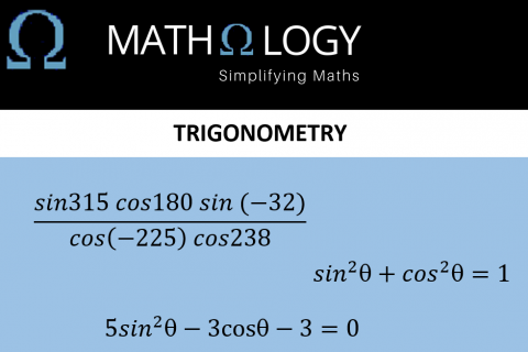 Grade 11 - Trigonometry (GR11TRG)