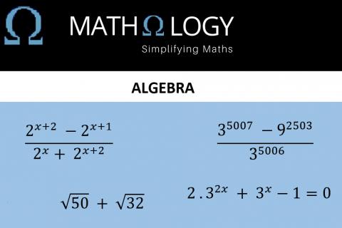 Algebra - Exponents & Surds - Grade 11 (GR11EXPTSUR)