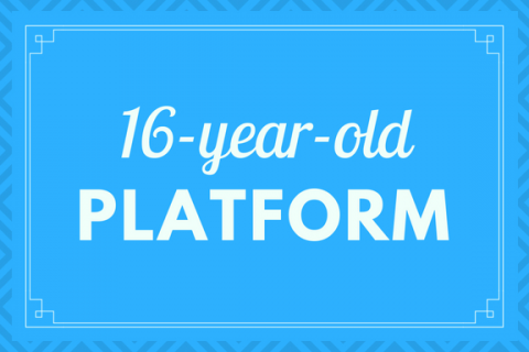 16-year-Old Platform Course