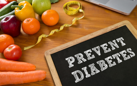 Healthy Lifestyle and Diabetes Prevention